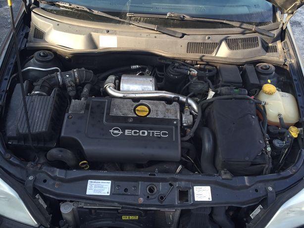 Dezmembrez Opel Astra G-CC sport, an 2002, motor 2.0 diesel