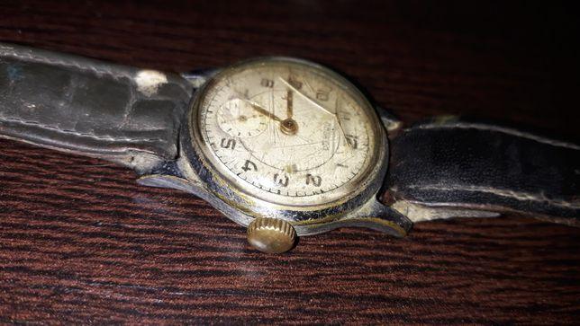 Ceas mecanic vechi 60ani popeda