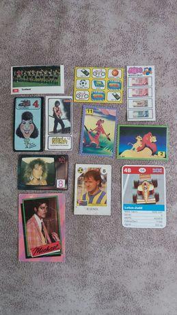 Продавам картинки,карти и лепенки от дъвки