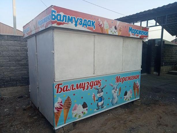 Киоск мороженое мороженое