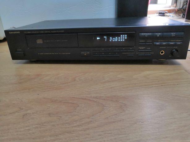 GenEXXA CD-1660 compact disc digital audio player + telecomanda