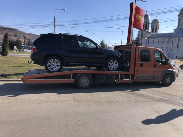 Asistenta rutiera/ tracatri auto Campia Turzii, Turda, Cluj, Aiud