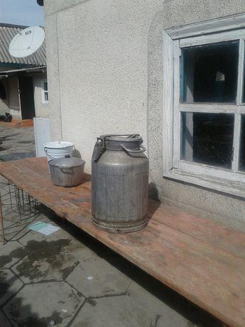 Фляга 40 литров находится в селе бурил
