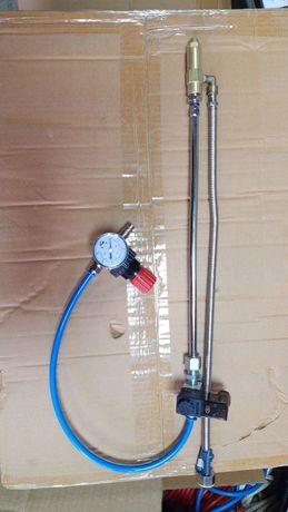 Kit modificare arzator motorina pe ulei uzat