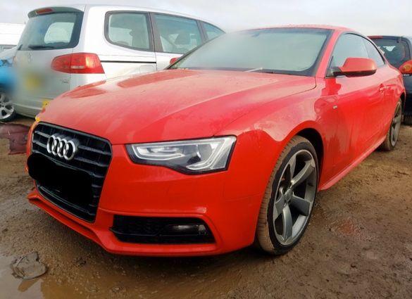 Audi A5  facelift 2013г  #coupe #sportback на части 2.7tdi 2.0