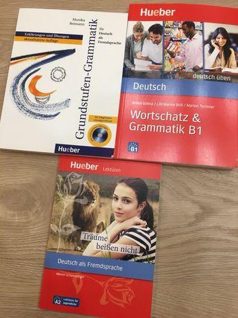 Граматично помагало А1-В1 и книжка А2 немски