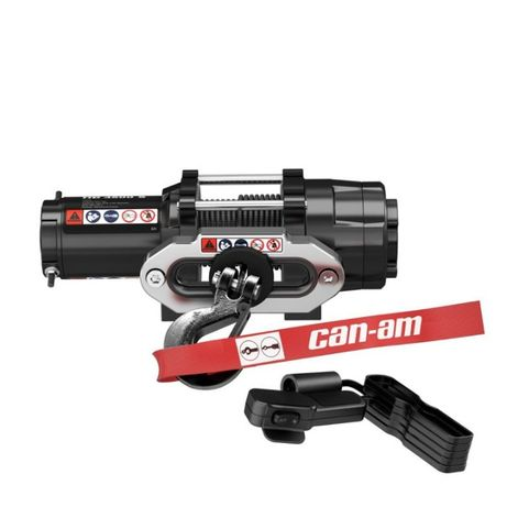Promotie troliu Can-Am HD 4500-S Winch