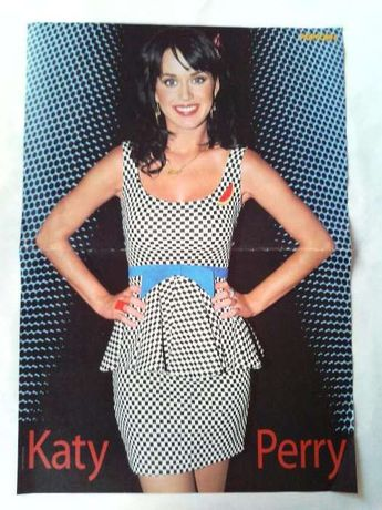 Poster Katy Perry