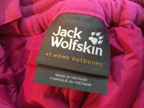 Pantalon ski Jack Wolfskin