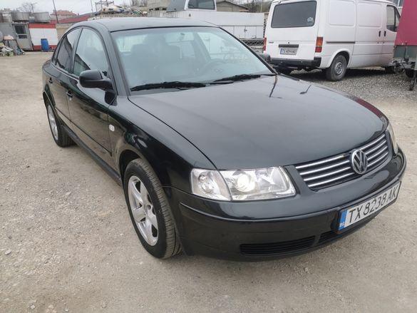 Volkswagen Passat b5 2.5 TDI