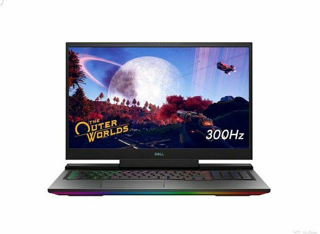 Игровой ноутбук DELL G7 17,7700 core i9 rtx 2070 super,300 герц