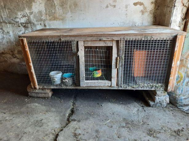 Клетка для кроликов Пришахтинск
