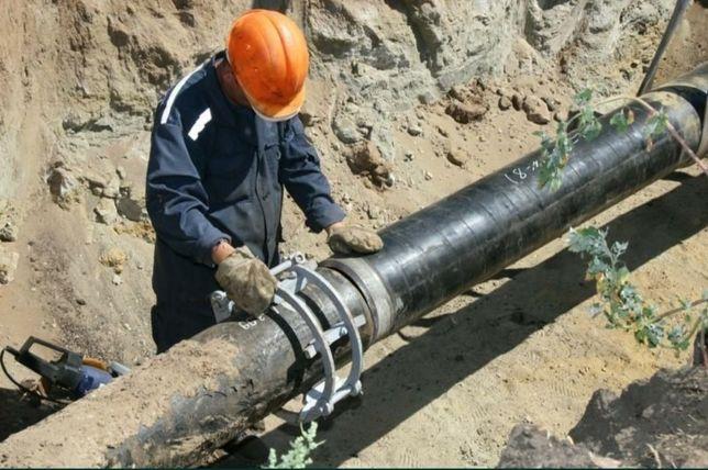СтроительствоВодопровоа и канализаций,гнб,оформление документов.