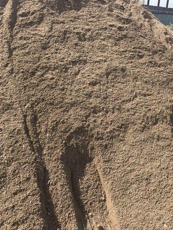 Баласт песок по 1600 за тонну. Доставка от 14000т за 6 тон!