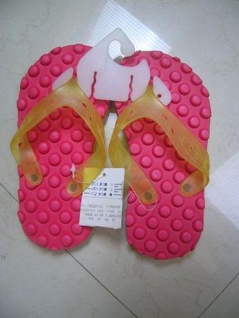 Нови или носени детски джапанки №27и 29