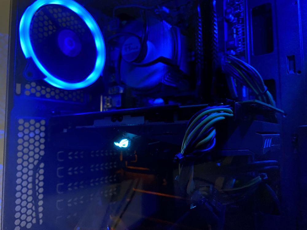 Placa video RX 570 4GB Asus ROG STRIX Gaming