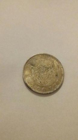 Monede argint Carol I 1910-1944