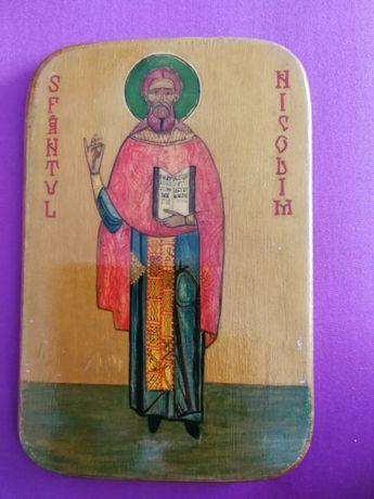 Icoana Sf. Nicodim