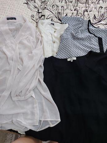 Продам платья, блузки в отличном состоянии. 48-52 размер.