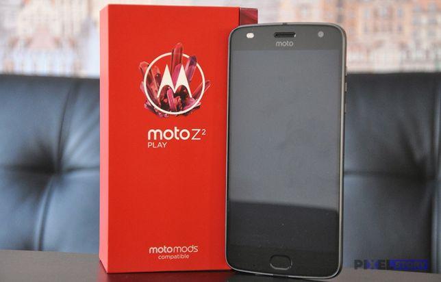 Moto z2 play модульный смартфон