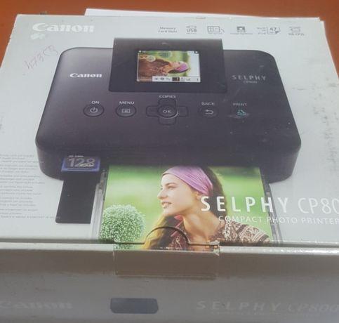 Фото принтер canon selphy cp800