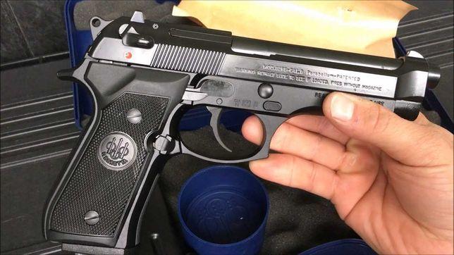 Pistol AerComprimat Beretta FullMetal 4,1j/1050g/co2 UNICAT