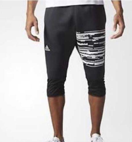 ADIDAS mens Soccer Urban 3/4 Track Pant