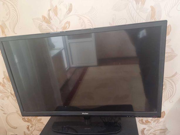 Телевизор Haier , в рабочем состоянии