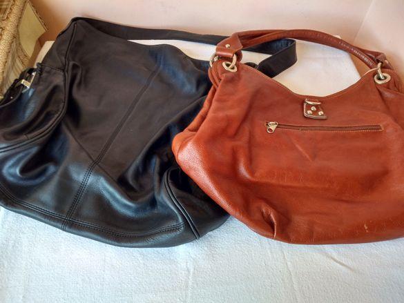 Дамски кожени чанти - 25 лв./бр.