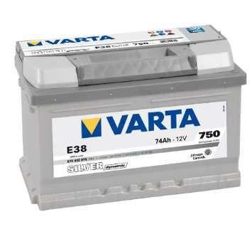 Baterie Auto VARTA SILVER 74 Ah
