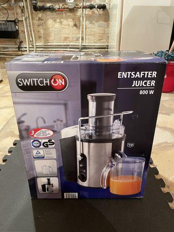 Storcator de fructe Switch on 800w