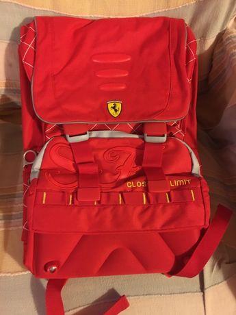 Ruscac backpack original Ferrari
