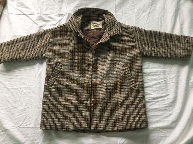 Демисезонное пальто на 3-5 лет