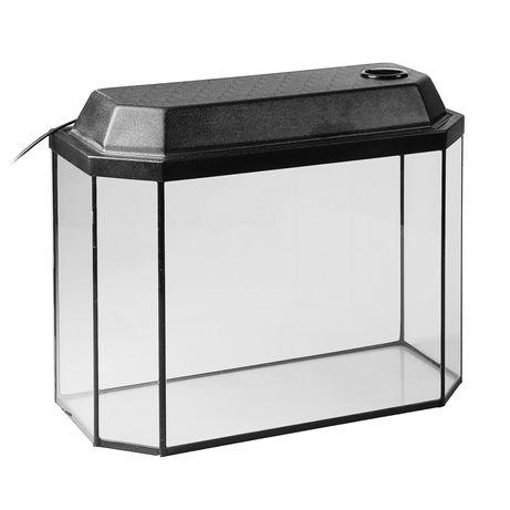 Аквариум 40 литров черный