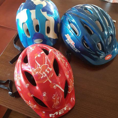 Детски каски за велосипед
