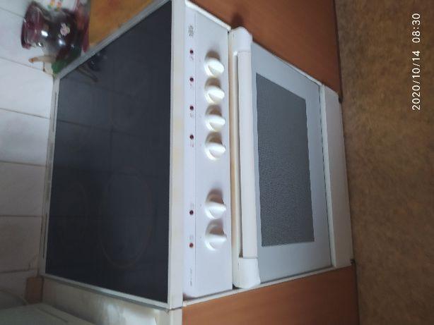 Электроплита ЗВИ-5120 поверхность стеклокерамика