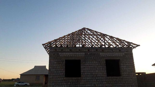 4-х комнатный недостроенный дом, Кайнар-Булак