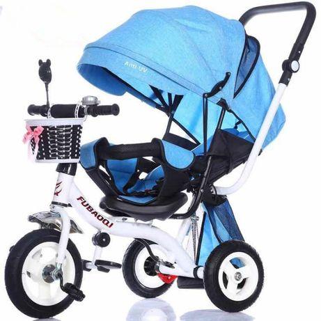 -40% Tricicleta cu poziție de somn și scaun reversibil , promitie