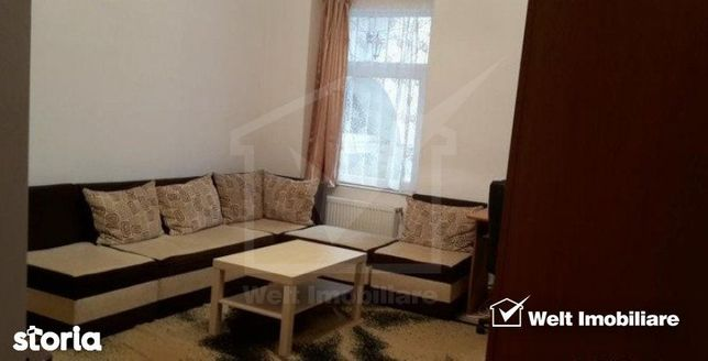 Apartament cu 2 camere in centru, finisat, mobilat, 42 mp