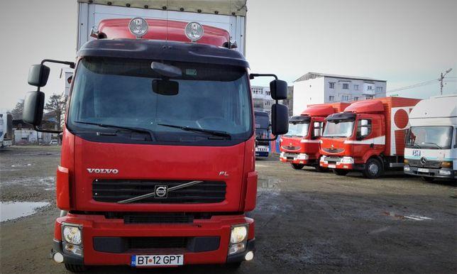 Camion VOLVO - FL 240, prelata, Euro 4