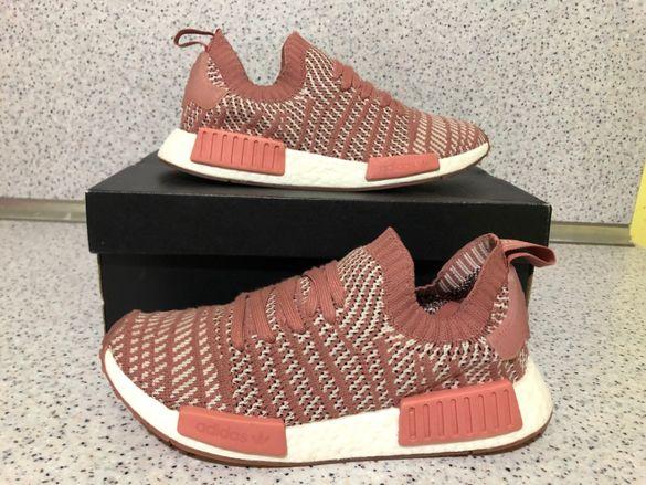 ОРИГИНАЛНИ *** Adidas Originals NMD R1 STL PrimeKnit / Pink
