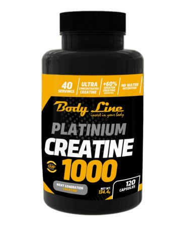 Creatina 1000 mg de la Body Line