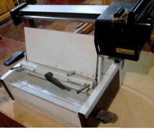 Термоклеевая машина fastbind Practic 210