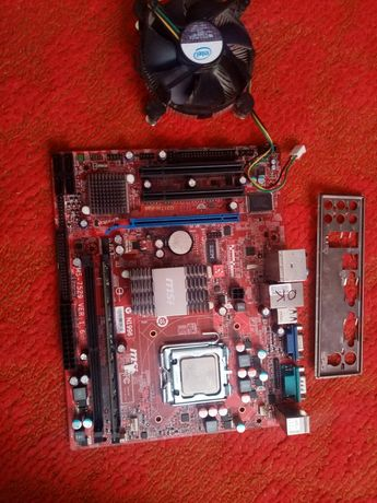 Материнская плата MSI MS-7529+Intel xeon E5440