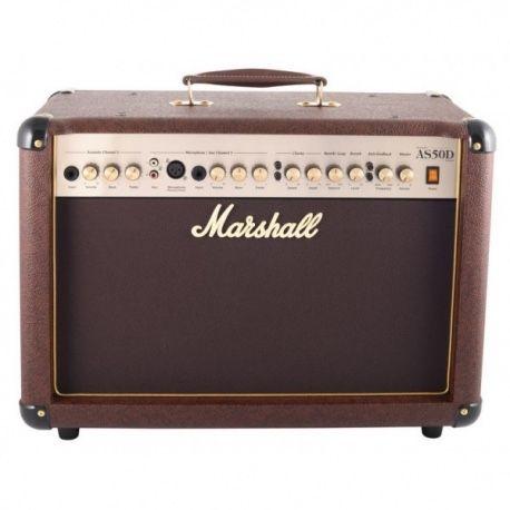 Statie/boxa Marshall AS50D Combo de chitară electro-acustică, second.