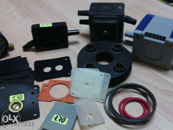Пулсатори за доилни апарати и резервни части