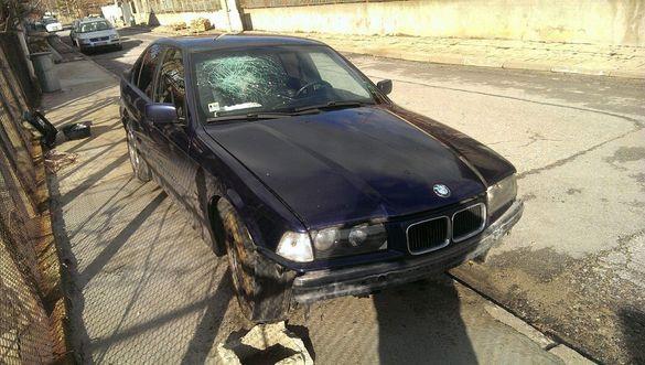 BMW e36 sedan 316i m43b16/БМВ е36 седан 316и м43б16 На Части