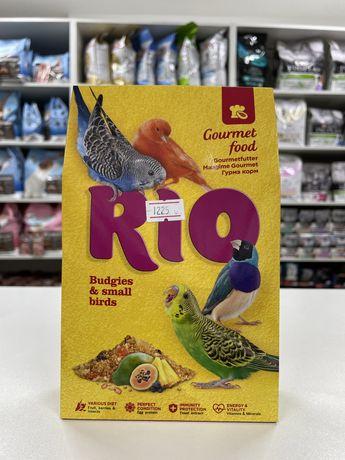Гурмэ корм для волнистых попугаев и мелких птиц