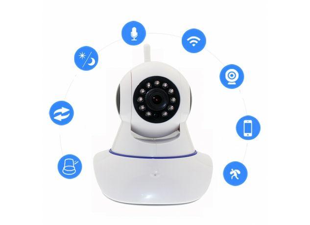 WI-FI Камера видеонаблюдения IP Camera.