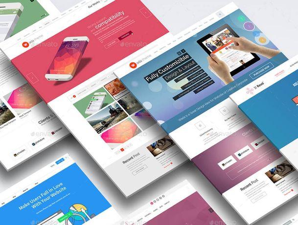 Site de prezentare, Magazin Online, Wordpress, Site la comanda!